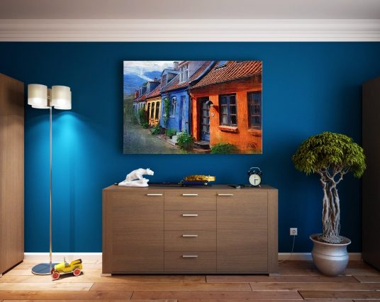Tips When Painting Your Walls Dark Colors