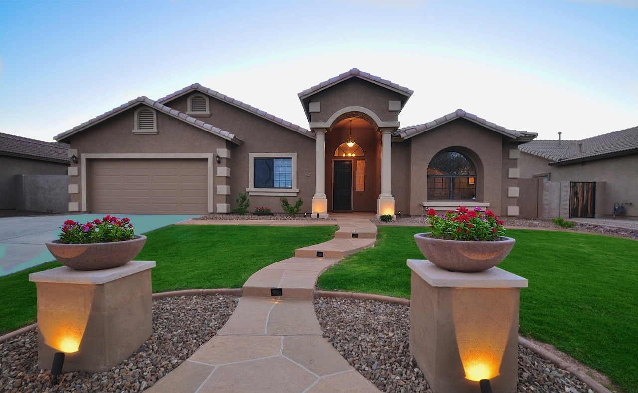 Tips To Choosing The Right Exterior Paint Color